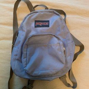 Mini Jansport backpack